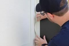 Préparer la porte de garage à affronter l'hiver