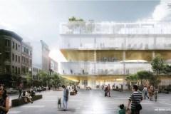 Bibliothèque Gabrielle-Roy: les architectes choisis pour la rénovation