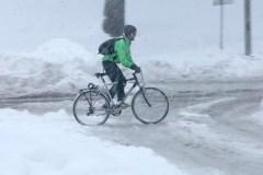 Des pistes cyclables ouvertes à l'année?