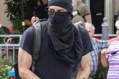 Un suspect recherché en lien avec la manifestation du 20 août à Québec