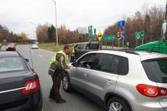 Opération nationale sur le partage de la route
