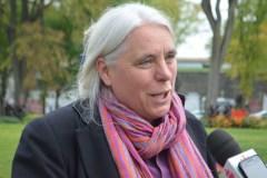 Manon Massé serait première ministre d'un gouvernement Québec solidaire