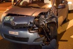 Accident avec blessé dans le quartier Saint-Sauveur