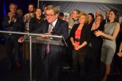 Régis Labeaume: «Un mandat fort, comme nous le souhaitions»