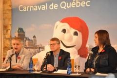 Daniel Gélinas conseillera le Carnaval sur son avenir