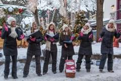 Noël a capella avec les 6-DS