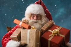 Pour suivre le père Noël en temps réel