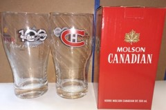 Molson Coors Canada procède au rappel de verres de bière édition LNH