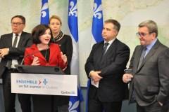 Lancement de l'étude d'opportunité pour un 3e lien à Québec