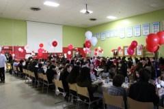 Un dîner gastronomique pour les élèves de l'École Cardinal-Roy