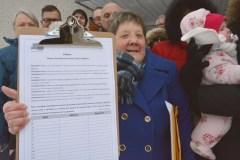 Val-Bélair : 2302 noms pour le retour du CLSC