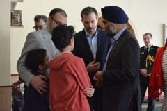 Deux enfants musulmans inspirés par le ministre de la Défense nationale