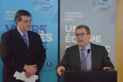 La Ville de Québec soutien trois nouvelles entreprises