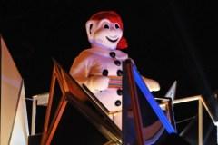 Carnaval de Québec : Labeaume satisfait de la nouvelle formule