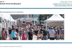Un nouveau site Internet pour Sainte-Anne-de-Beaupré