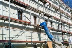 Première vague de rénovation de logements sociaux