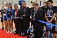 Un complexe sportif neuf à l'école De Rochebelle