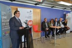 Une première chance qui profite à trois entreprises de Québec