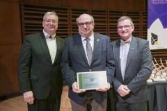 Beaupré reçoit un prix pour son Centre multifonctionnel