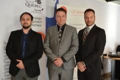Québec, ville entrepreneuriale: Trois nouvelles compagnies sélectionnées pour des subventions
