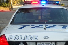 Trois arrestations pour entrée par effraction