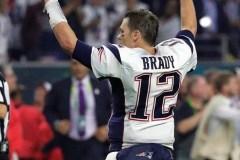 Le quart Tom Brady est nommé le joueur le plus utile du 51e Super Bowl