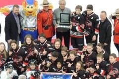 Deux hockeyeurs de Beauport champions à leur façon