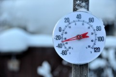 Un 11 mars parmi les plus froids de l'histoire