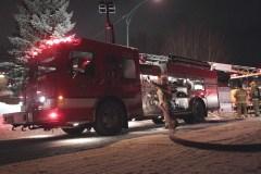 Incendie dans une résidence pour personnes âgées