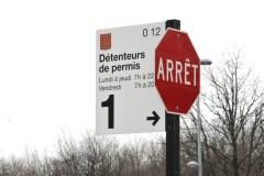Grève à l'Université Laval: le stationnement de la discorde