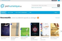 Livres numériques: La Ville de Québec investit 300 000$