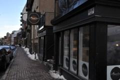 Ils ferment boutique sur St-Jean à cause des travaux d'aqueduc