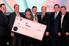 Rendez-vous gastronomique rapporte 35 000 $ à la Fondation du Cégep Limoilou