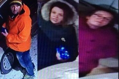 Trois suspects recherchés pour méfait