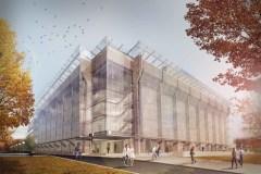 Le Grand Théâtre sera complètement vitré