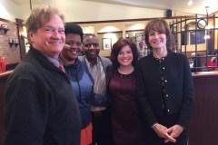 Véronyque Tremblay reçoit Kathleen Weil pour son « Déjeuner de la députée »