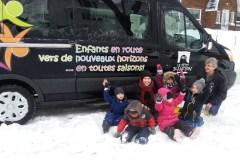 Du transport gratuit pour les enfants dans le besoin