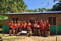Saint-Jean-Eudes laisse sa marque au Honduras