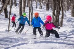 Du ski à Stoneham et au Mont-Sainte-Anne pour la relâche
