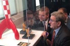 La grande exposition sur Hergé débarque à Québec