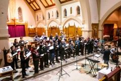 L'Ensemble Polyphonia enregistre «Quand les hommes vivront d'amour»