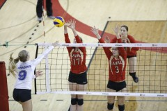 Volleyball: le Rouge et Or s'incline contre les Carabins
