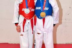 L'Académie de Taekwondo se distinguee aux Jeux du Québec
