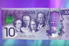 La Banque du Canada présente le nouveau 10$… et c'est magique!