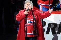 Séries éliminatoires: Ginette Reno va chanter l'hymne national au Centre Bell