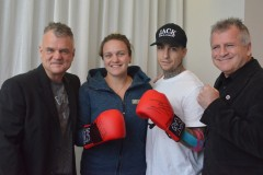 Championnat canadien de boxe: un duel Poirier/Biyarslanov à prévoir