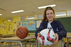 École secondaire Vanier : La réussite par le sport fait des petits