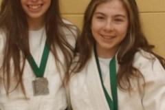 Deux athlètes de Beauport qualifiées pour le championnat canadien de judo