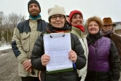Moratoire réclamé sur la construction dans les boisés à Charlesbourg