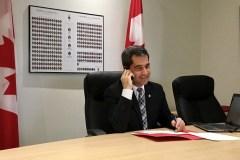 Pierre Paul-Hus approuve 179 emplois dans son comté